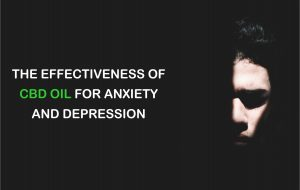 CBD oil for depression cure